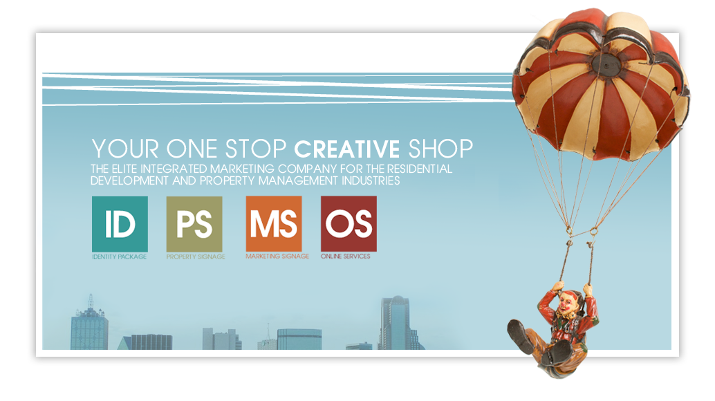 Your one stop creative shop